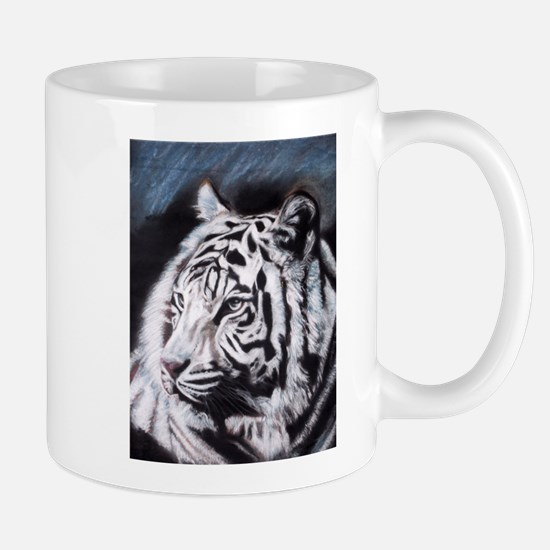 Cute Siberian tiger Mug
