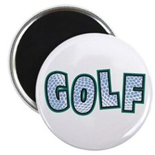 Fun Golf Magnet
