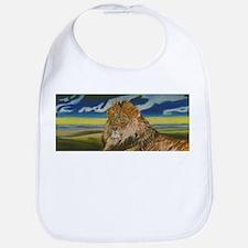 lion man Bib