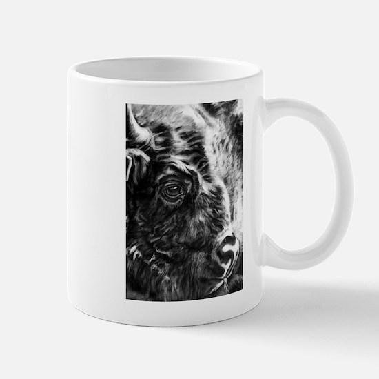 Cute Cow picture Mug