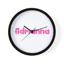"""Adrianna"" Wall Clock"