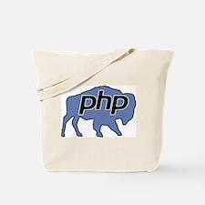 Cute Buffalophp Tote Bag