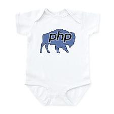Cute Buffalophp Infant Bodysuit