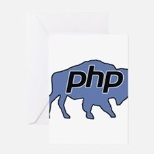 Unique Php Greeting Card