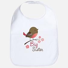 Big Sister - Mod Bird Bib