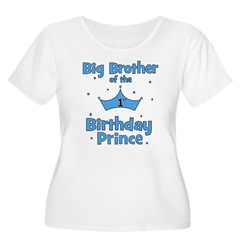 Big Brother of the 1st Birthd T-Shirt