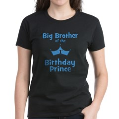 Big Brother of the 1st Birthd Tee