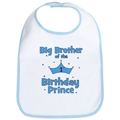 Big Brother of the 1st Birthd Bib