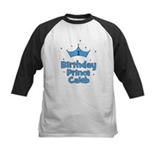 1st Birthday Prince CALEB! Tee