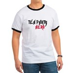 TEA PARTY HERO Ringer T