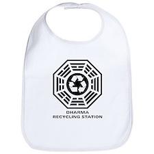 DHARMA Recycling Station Bib