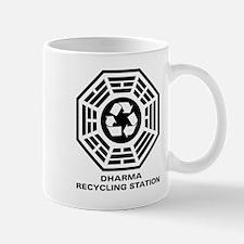 DHARMA Recycling Station Mug