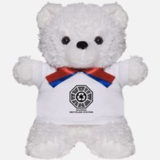 DHARMA Recycling Station Teddy Bear