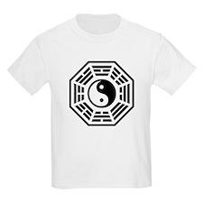 LOST DHARMA Yin Yang T-Shirt