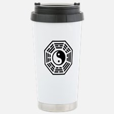 LOST DHARMA Yin Yang Stainless Steel Travel Mug