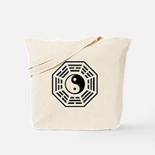LOST DHARMA Yin Yang Tote Bag