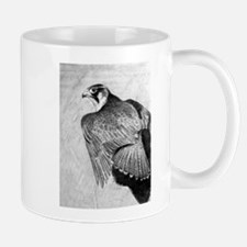 Cute Hawk picture Mug