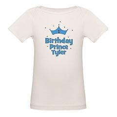 1st Birthday Prince TYLER! Tee