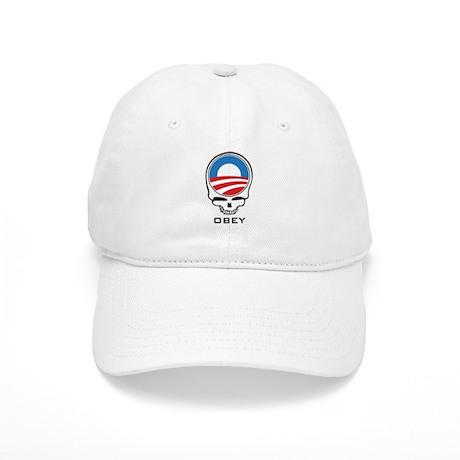 Obey Obama Skull Cap