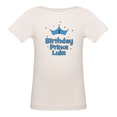 1st Birthday Prince LUKE! Tee