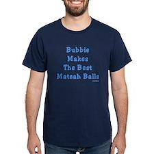 Bubbie's Matzah Balls Passover T-Shirt