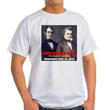 Lincoln-Douglas Debate T-Shirt