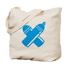 Graffiti sprayer Tote Bag