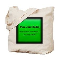 Pure Jazz Radio Tote Bag