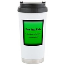 Pure Jazz Radio Travel Mug