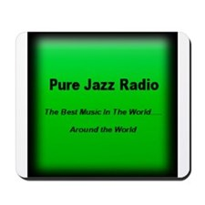 Pure Jazz Radio Mousepad