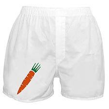 Carrot Boxer Shorts