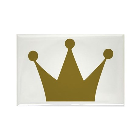 Crown Rectangle Magnet