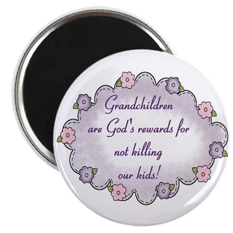 Grandchildren Rewards Magnet