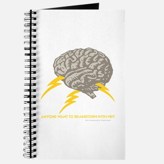 Brainstorm Three Journal