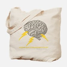 Brainstorm Three Tote Bag