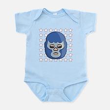 lucha libre blue demon Infant Bodysuit