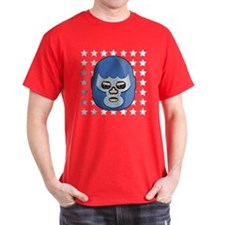 lucha libre blue demon T-Shirt