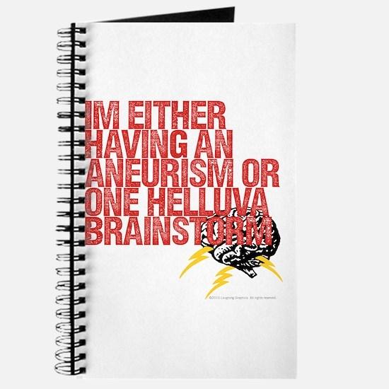 Brainstorm.4 Journal