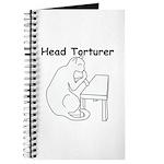 Head Torturer Journal