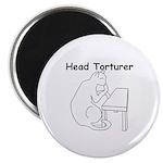 Head Torturer Magnet