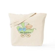 2010 Grandma (green) Tote Bag