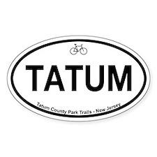 Tatum County Park Trails