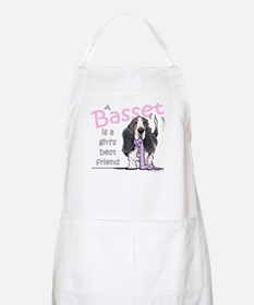 Basset Girls Friend Apron