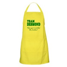 TEAM DESMOND with Quote Apron