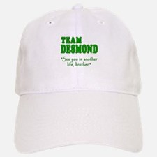 TEAM DESMOND with Quote Baseball Baseball Cap