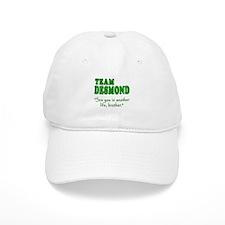 TEAM DESMOND with Quote Baseball Cap