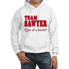 TEAM SAWYER with SOB Hoodie