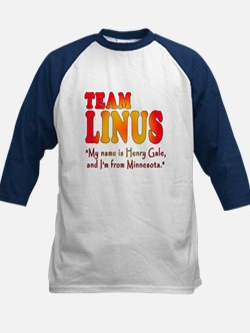 TEAM LINUS with Ben Linus Quote Tee