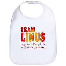 TEAM LINUS with Ben Linus Quote Bib