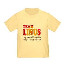 TEAM LINUS with Ben Linus Quote T